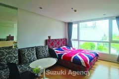15-Sukhumvit-Residence スタジオタイプの部屋