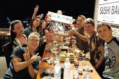 在住外国人の誕生日パーティ