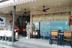 日本料理店「小堀」の外観