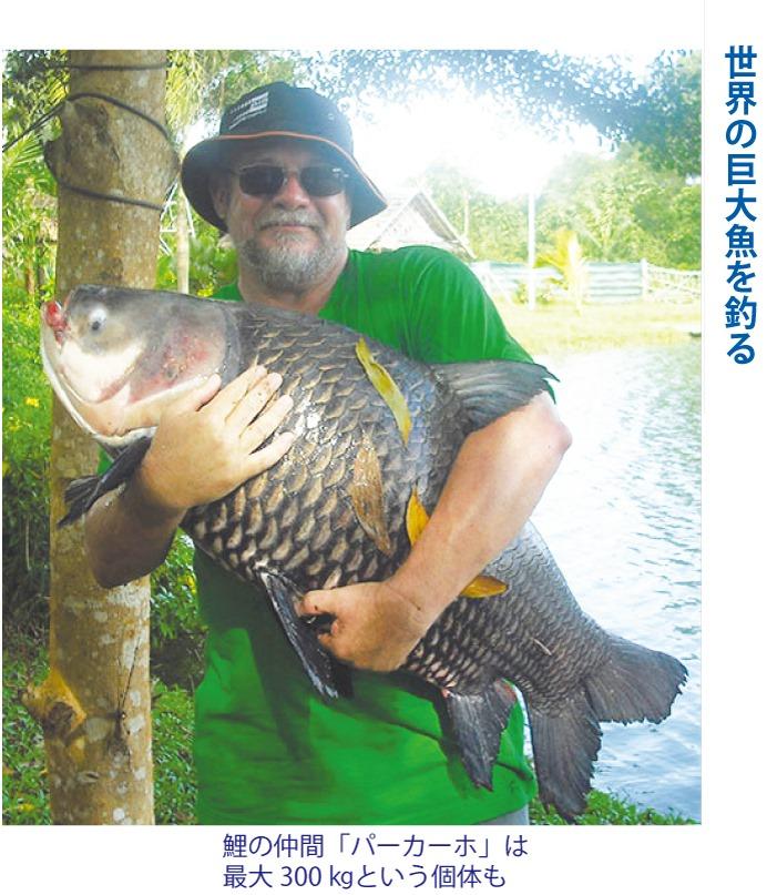プーケットでは初の巨大魚・モンスターフィッシュを釣ることが出来る釣り堀へのツアー