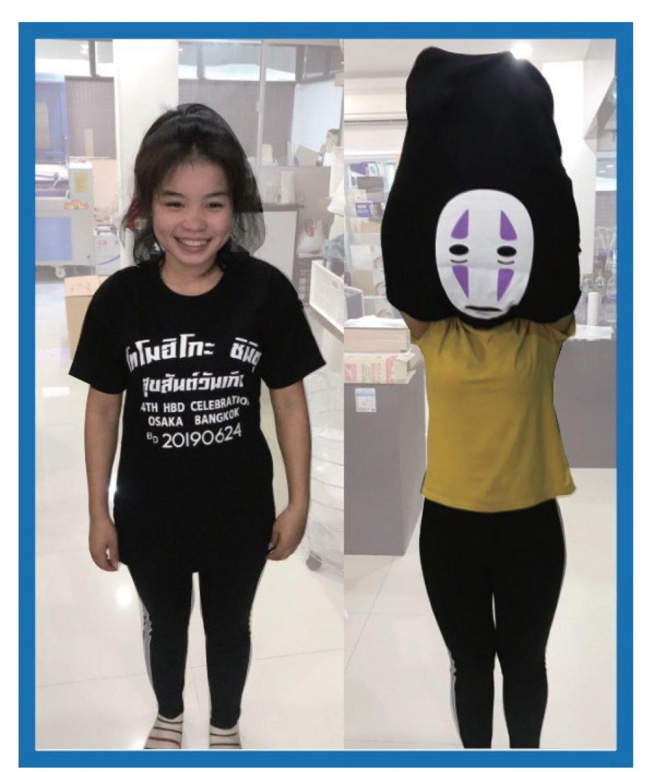 しゃかりき432 清水大将 HBD Tシャツ制作!