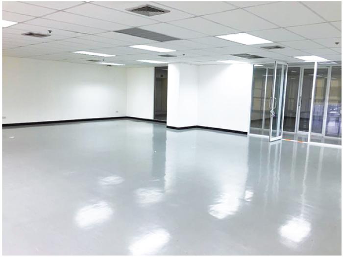 20階のオフィススペース