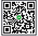 ラインのQRコードLINE ID: apple-rentacar