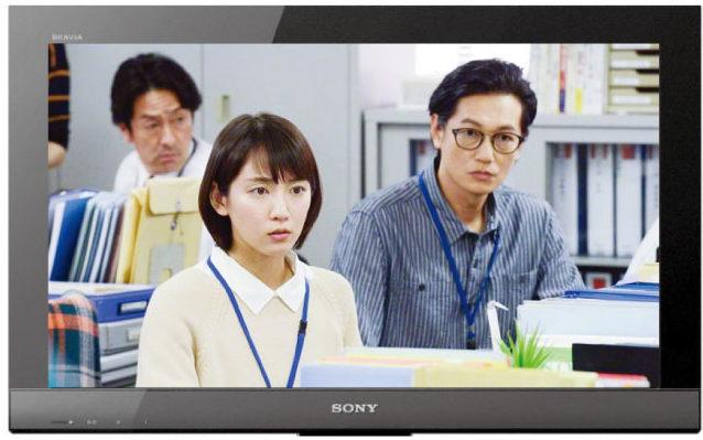 JスターTVではテレビが見られる機械を販売