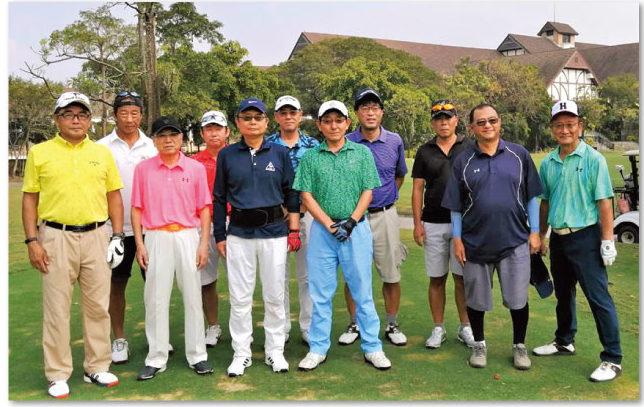 T.W.Y. Office Centerのゴルフコンペ(TWY杯)