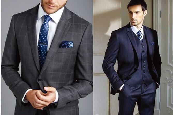 アンドリュー&ウォーカーの最高級のカシミアウールでスーツを仕立てる