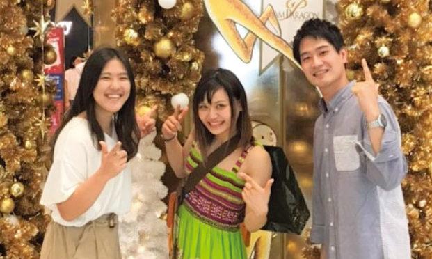 左から、金田さん、森田さん、城戸さん(於ZEN)