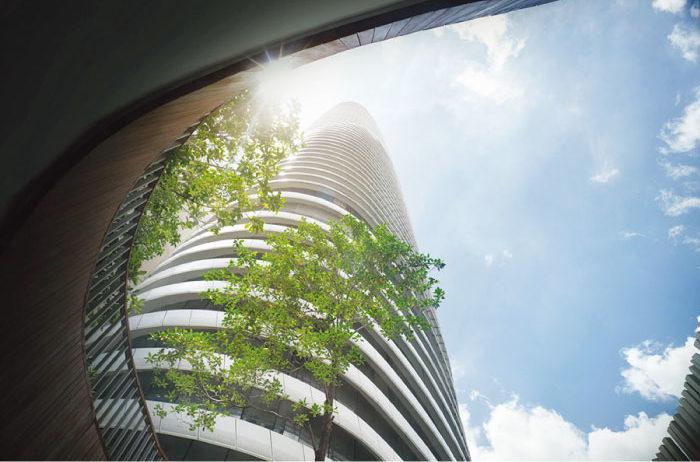 56階建てのマグノリア・ラチャダムリ・ブールヴァード