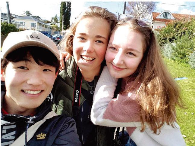 【ARCオークランド留学センター】ニュージーランドへ短期留学