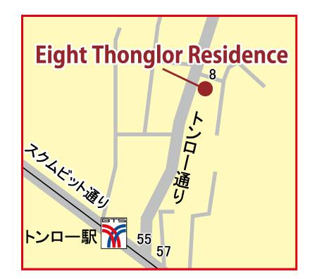エイト トンローの地図