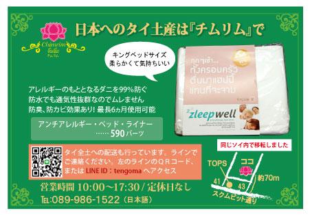 アジアン雑貨店「チムリム」の広告