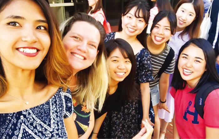 2016年4月新設の名城大学外国語学部