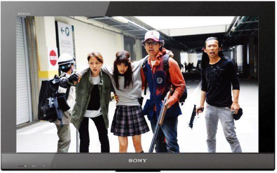 家の中で清潔な環境で日本のテレビをゆっくりとういう時は「JAPAN TV」