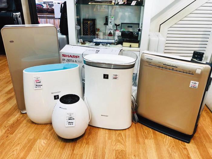 空気清浄機は日本のメーカーが人気