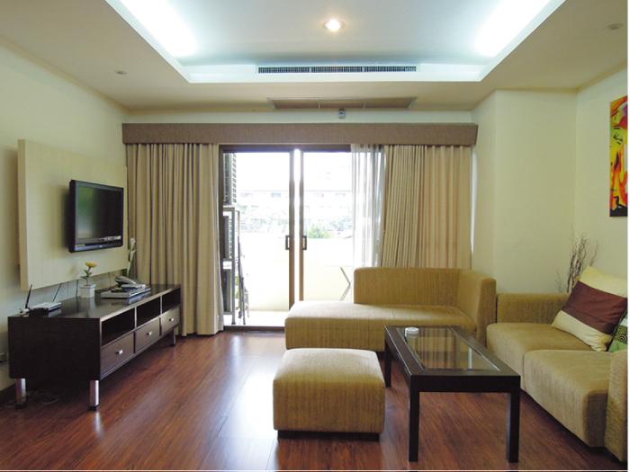 広い空間に様々なオプション設置可能
