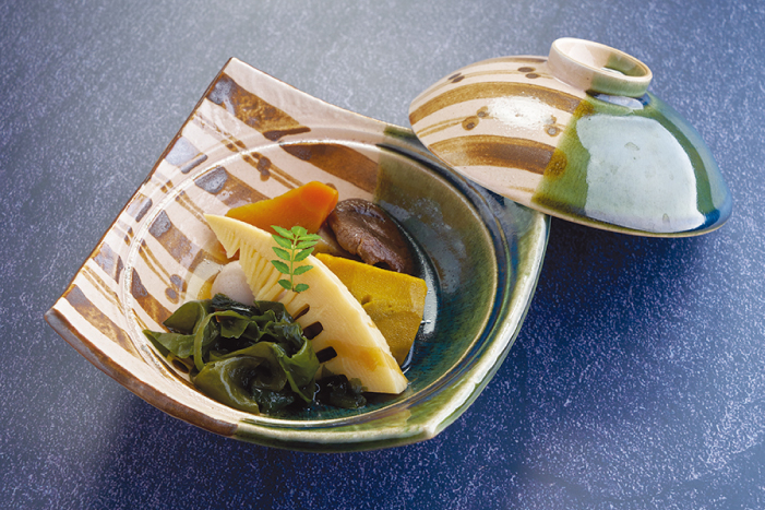 大の樹の野菜炊き合わせ(250バーツ)