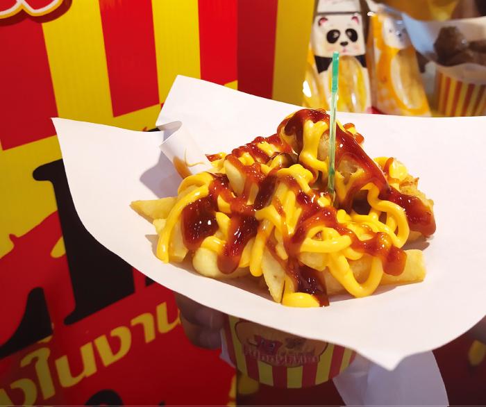 Funny Friesの自慢のソース