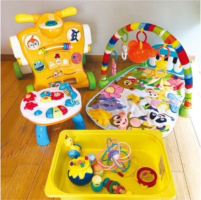 博多の赤ちゃん用おもちゃ