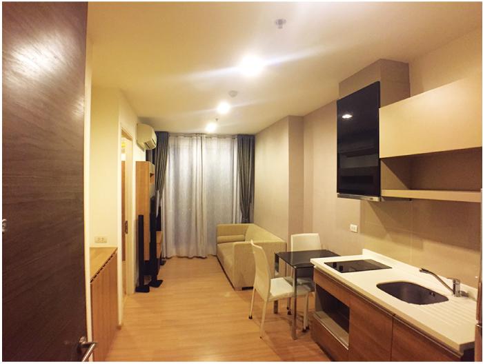 Rhythm Sukhumvit 50 25階の部屋
