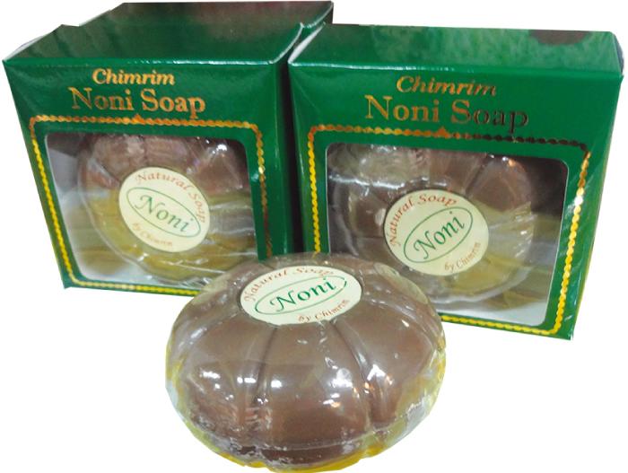 ノニ石鹸(120バーツ)