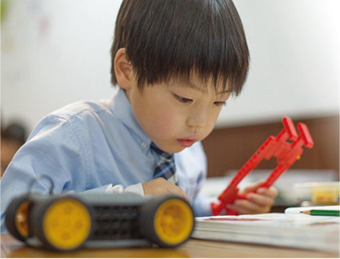 ロボット教室の無料体験