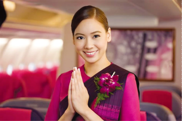 タイには13種類の「微笑み」がある?