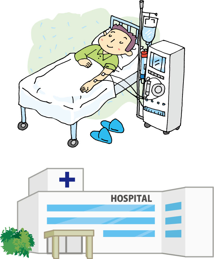パシフィッククロス医療保険、PCR陽性で入院保障!!