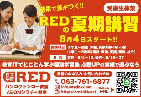 自立学習REDの広告