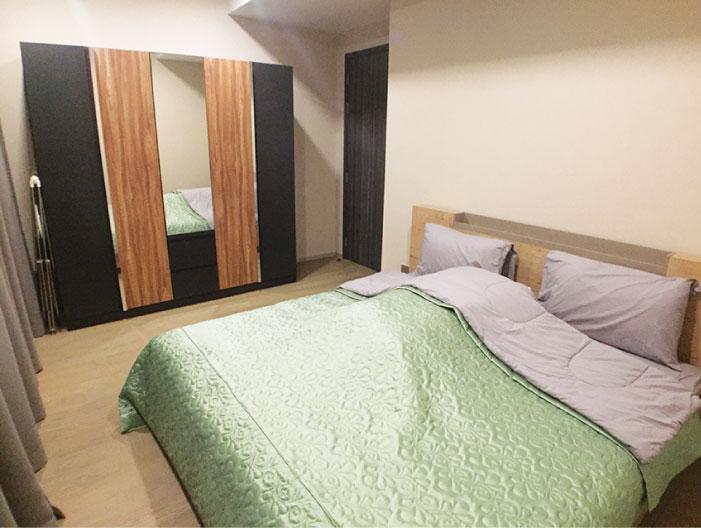 アシュトンアソークのベッドルーム
