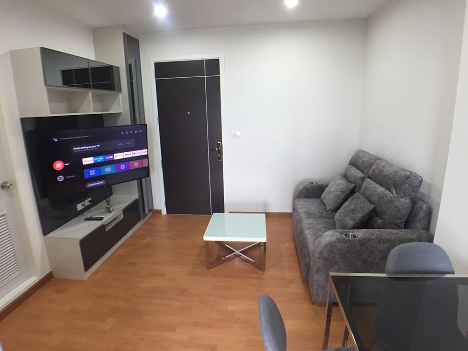 ザ・プレジデント・スクムビット・サムットプラカンはアンドロイドTVや新品の家具も完備