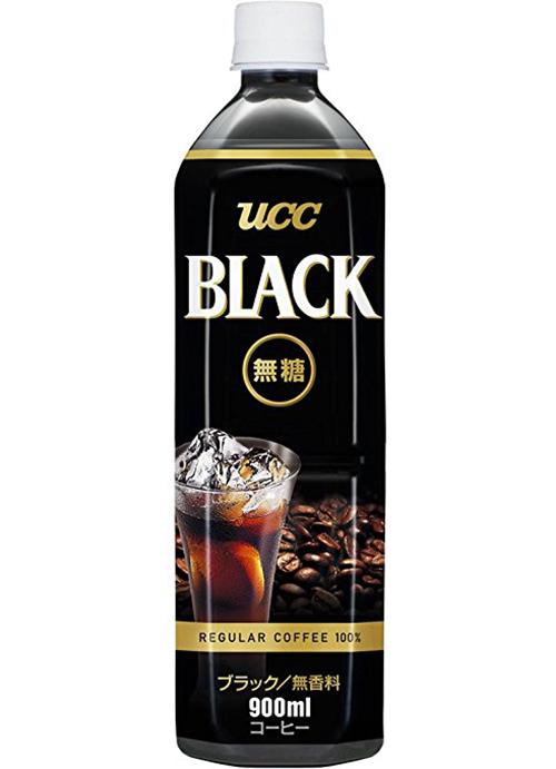 アサンサービスで購入できる900㎖入りのブラックコーヒー