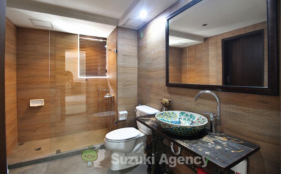 レインツリーヴィラのシャワールーム