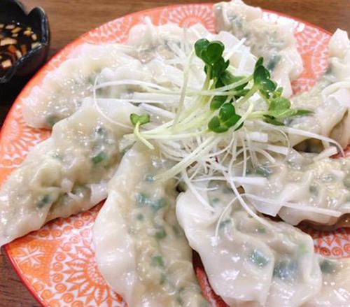 水餃子(130バーツ)