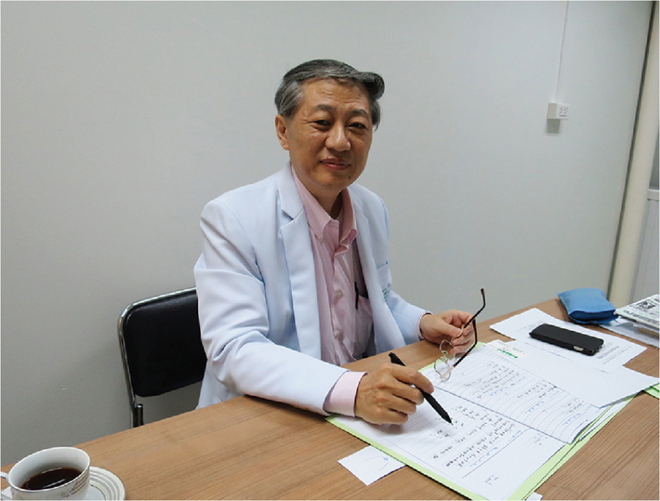 漢方医のワーン先生