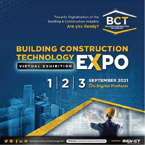 Building Construction Technology Expo - BCT Expo 2021