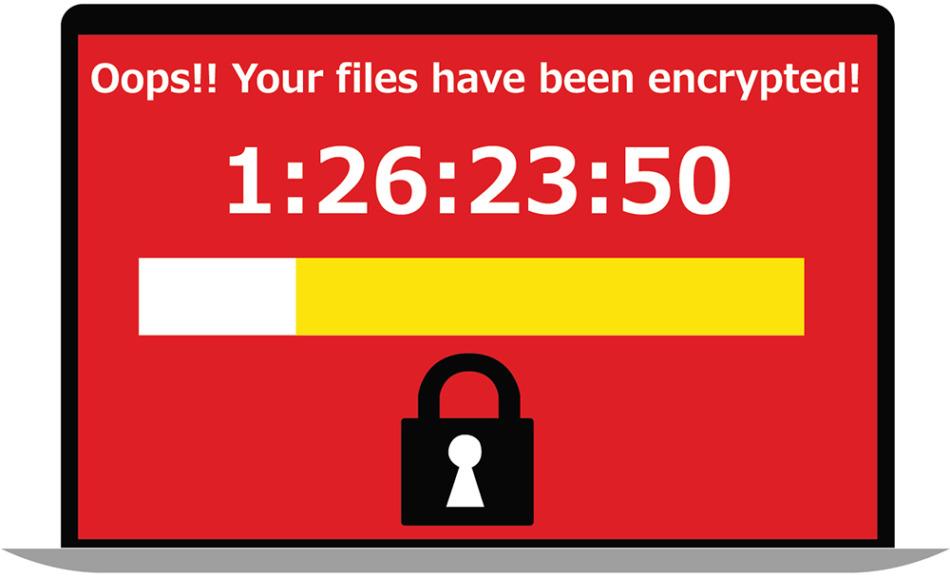 データ暗号化のウィルス 、解除したければビットコインで払え