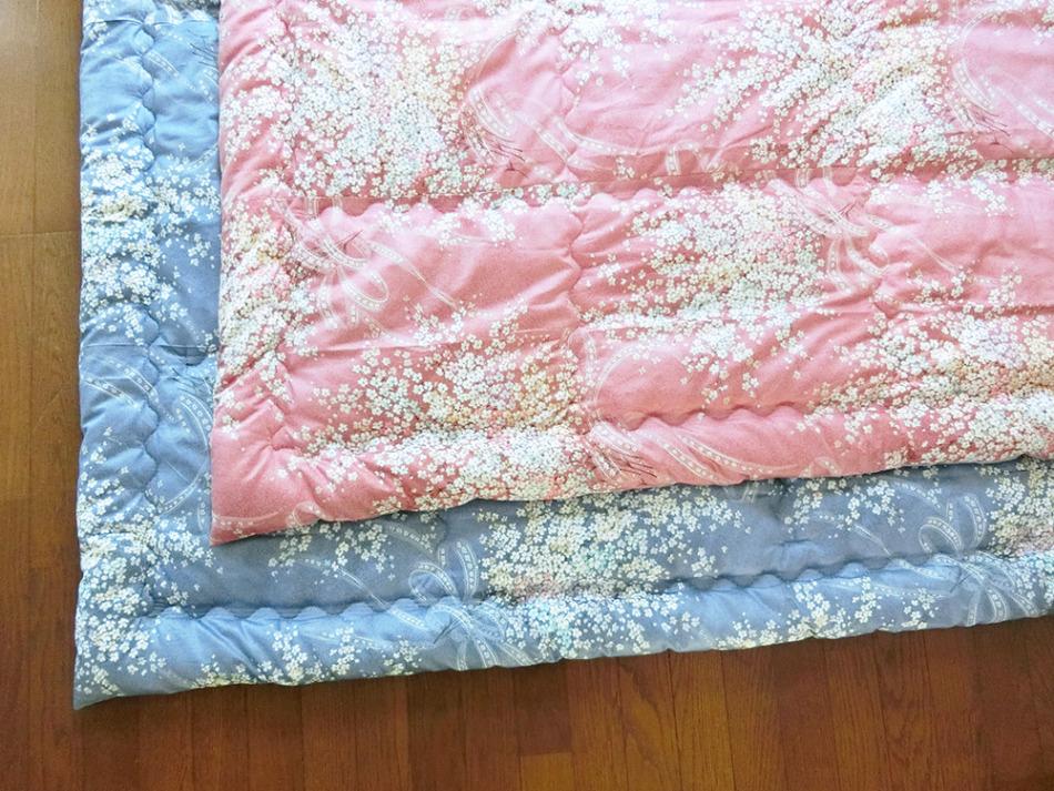 ランドリーサムライでは夏用掛け布団も洗えます